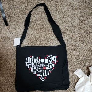 Cloth sephora tote bag. Nwt
